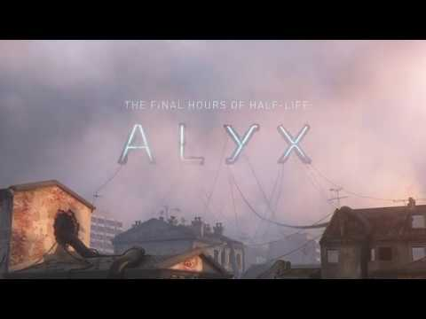 Half-Life: Alyx - Final Hours (PC) - Steam Gift - GLOBAL - 1