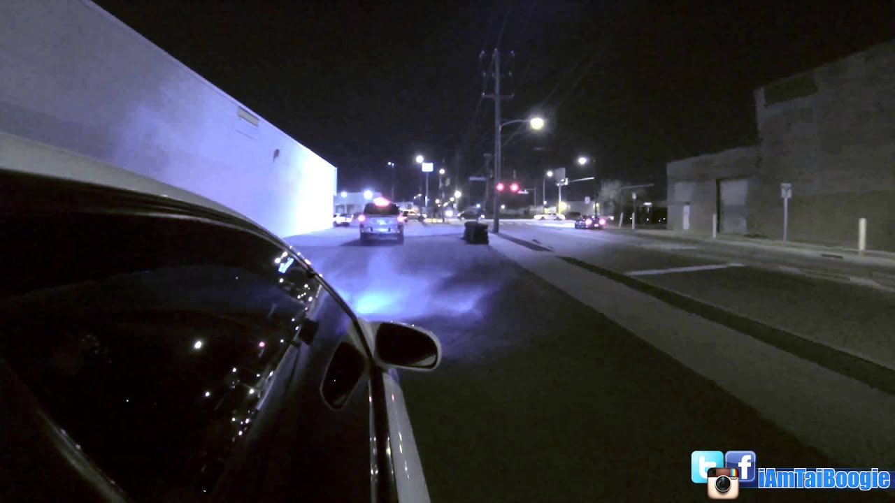 Watch This Street Racer Escape From A Police Helicopter, Grand Theft Auto Style