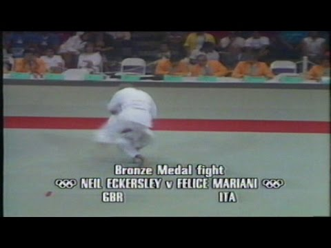 Neil Eckersley Judo