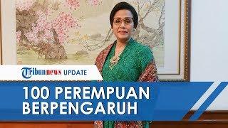 Sri Mulyani Masuk Daftar 100 Perempuan Paling Berpengaruh di Dunia, Jadi Satu-satunya dari Indonesia