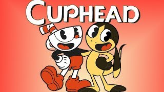 LOSING MY SANITY in Cuphead on Nintendo Switch!