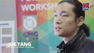 Bedroom Paint Colors with Joe Tang - Trend Beyond Colours 2016/17