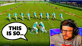 """YoBoy Pizza Plays the """"Brand New"""" Madden 22 Gauntlet for the First Time.."""