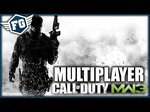 KLASICKY SE VZTEKÁM - CoD: Modern Warfare 3 Multiplayer
