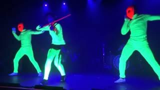Lindsey Stirling Live In Manchester 'Night Vision' 07 November 2014
