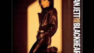 joan jett and the blackhearts - i hate myself for loving you (lyrics)