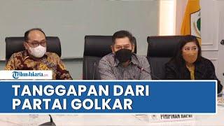 Tanggapan Resmi Partai Golkar soal Penetapan Tersangka Azis Syamsuddin oleh KPK