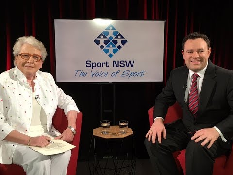 video of Interview with Stuart Ayres, NSW Minister for Sport