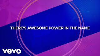Noel Robinson - Awesome Power (OFFICIAL LYRIC VIDEO)