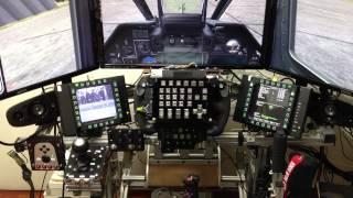 [SimPit] DCS A-10C and Ka-50 MFD SHKVAL ABRIS export demo