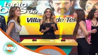¿Qué tantos sabes de telenovelas? | Tres veces Ana vs Despertar contigo | Hoy