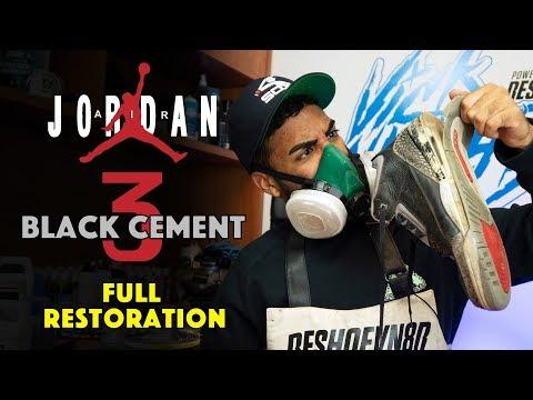 a23c994287d623 2008 Jordan 3 CDP Pack Restoration by Vick!
