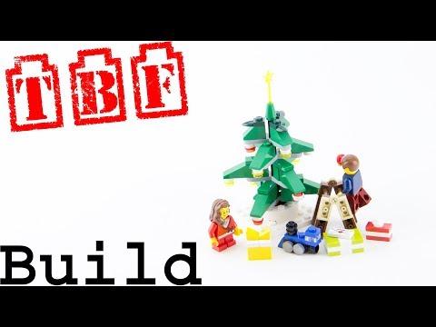 Vidéo LEGO Saisonnier 40058 : Décorer l'arbre