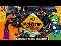 Grimokan amp St Cky Monster Madness Part 1 the Full Str
