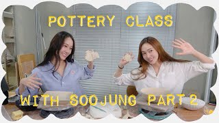 Pottery Class With Soojung Part 1