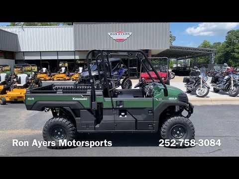 2020 Kawasaki Mule PRO-FX EPS in Greenville, North Carolina - Video 1