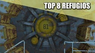 FALLOUT 4 | TOP 8 REFUGIOS