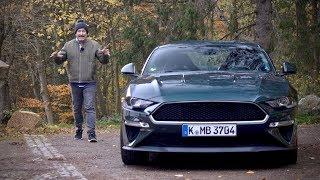 Mustang Bullitt V8 | Her er den ondeste amerikaner