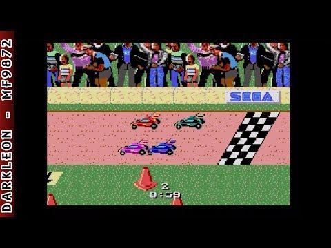 Sega Master System - R.C. Grand Prix (1989)