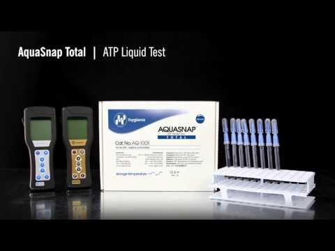 ATP Water Sampling Device | Aquasnap
