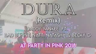 Dura    Daddy Yankee Ft. Bad Bunny, Natti Natasha & Becky G  Zumba With Jasmine