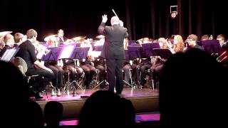 Diversions On A Bass Theme - Northants County Youth Brass Band