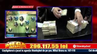 Mega Jackpot 27 Martie 2013
