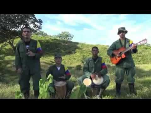 Las Farc difunden un desafiante rap sobre la paz en Colombia