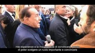 Notizie calde: Berlusconi: «Mi candido alle Europee per senso di responsabilità»