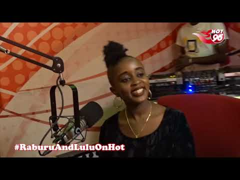 Nadia's latest song African lover