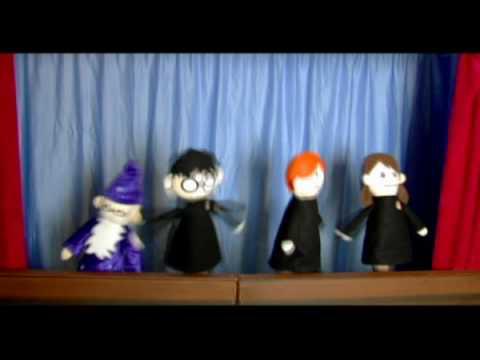 Potter Puppet Pals: Časový vír