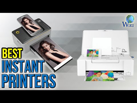 9 Best Instant Printers 2017