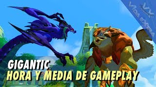Gigantic - 90 minutos de gameplay