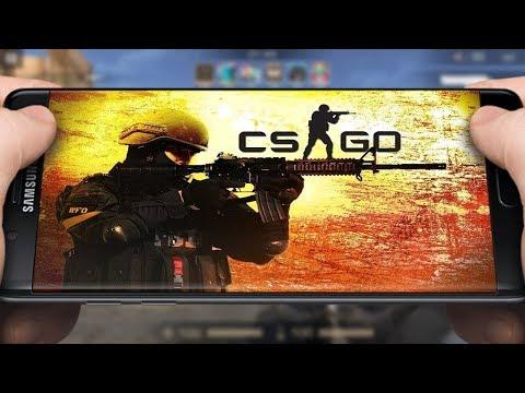 CS:GO MOBILE - КС ГО НА ТЕЛЕФОНЕ