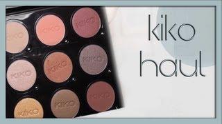 KIKO HAUL | Infinity Eyeshadow Box