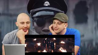 2 BRITISH GUYS React To Rammstein   Deutschland! | CONTROVERSIAL VIDEO!