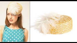 Kentucky Derby Hats, Style Tips, Fab Flash
