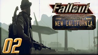 Vault 18: The Enclave - Fallout New California (Enclave Playthrough) #2