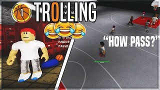 TROLLING AS A ROOKIE! PART 2!!!