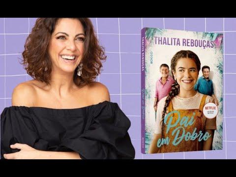 Pai em Dobro?dessa vez o filme virou livro?de Thalita Rebouças