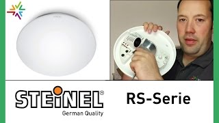 STEINEL RS-Serie - der Überblick [watt24-Video 84]