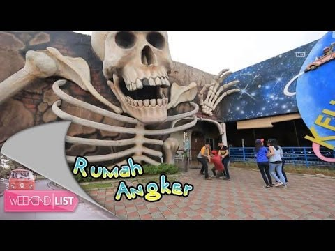 Video Weekend list - CitraRaya worlds of Wonders Theme Park