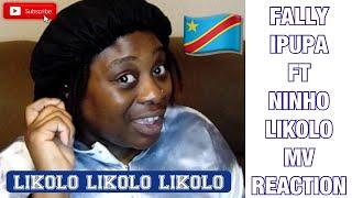 LILO REACTS TO - Fally Ipupa - Likolo feat. Ninho (Clip officiel)