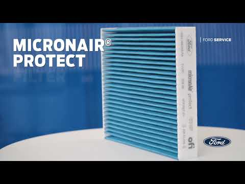 Air Filter Replacement - A New Way of Ford Service