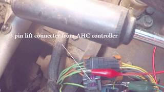 Bobcat 873G 32-40 Error (Lift Handle not Calibrated) Diagnosis and Repair