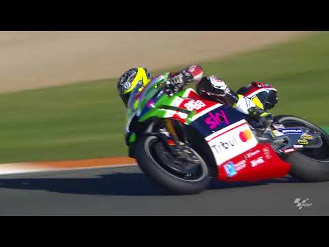 Aprilia Racing Team Gresini previews #ValenciaGP