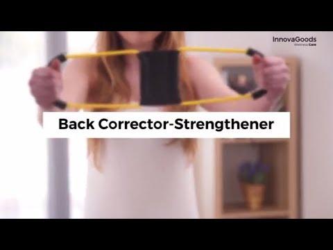 Rücken-Haltungskorrektor Stärkung der Schulter-und Rückenmuskulatur ...