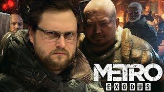 ЗАЛЕТАЕМ В МЕТРО НА GeForce RTX 2080 Ti ► Metro Exodus #1