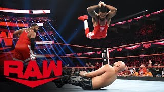 The Street Profits score a win over The O.C. thanks to Kevin Owens: Raw, Oct. 21, 2019