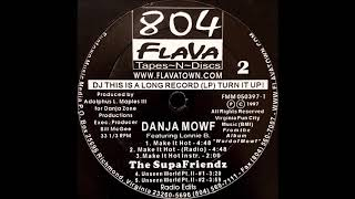 Danja Mowf (f. Lonnie B.) - Make It Hot